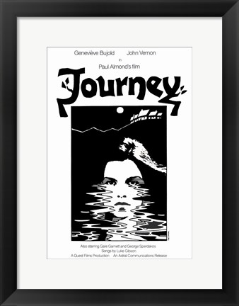 Framed Journey Print