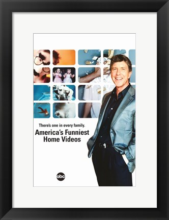 Framed America's Funniest Home Videos Print