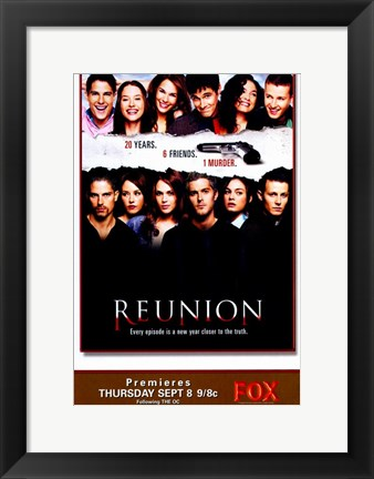 Framed Reunion (TV) Print