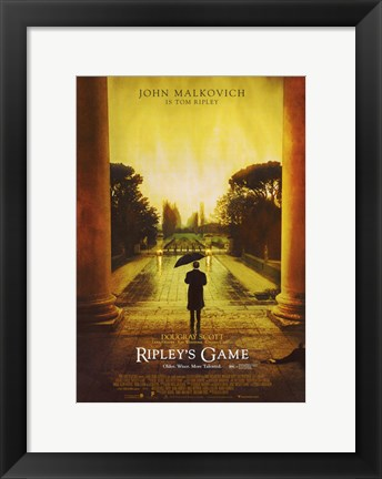 Framed Ripley's Game Print