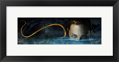 Framed Beowulf Underwater Temptress Print