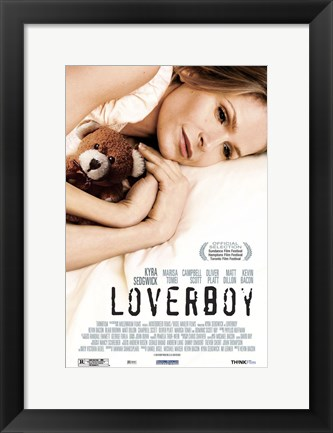 Framed Loverboy Print