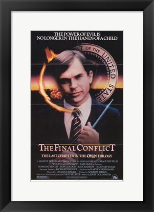 Framed Omen: Final Conflict Last Chapter Print