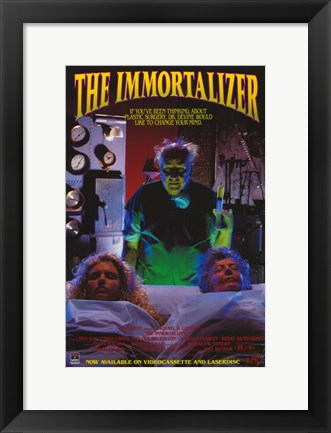 Framed Immortalizer Print