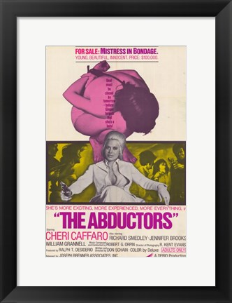 Framed Abductors Print