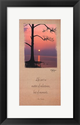 Framed Moments Print