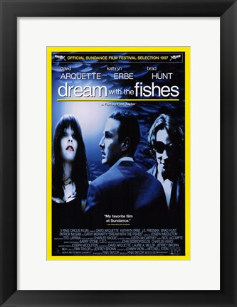 Framed Dream with the Fishes Print