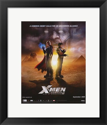 Framed X-Men Legends 2-Rise of The Apocalypse, c.2005 - style A Print