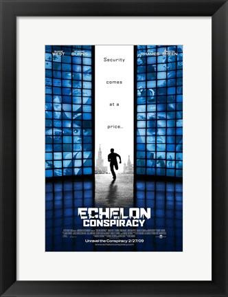 echelon conspiracy reaction paper Watch video  title: echelon conspiracy (2009) 58 /10 want to share imdb's rating on your own site use the html below you must be a registered.