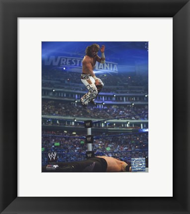 Framed Shawn Michaels #549 Print
