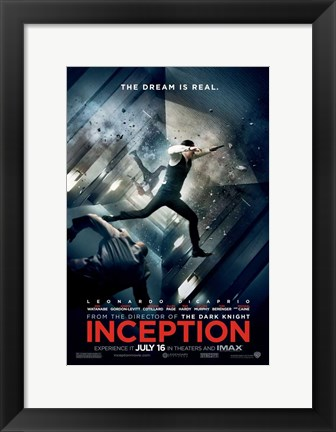 Framed Inception - Style H Print