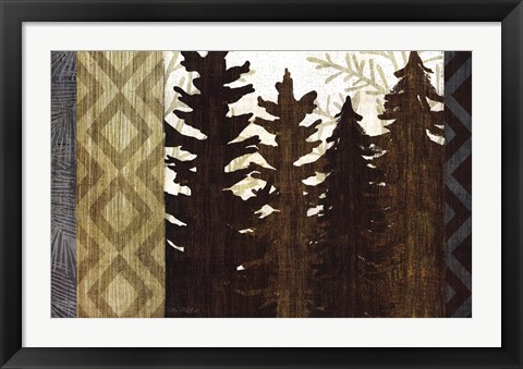 Framed North Country Print