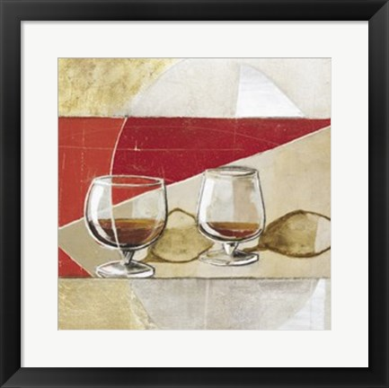 Framed Cordial Print