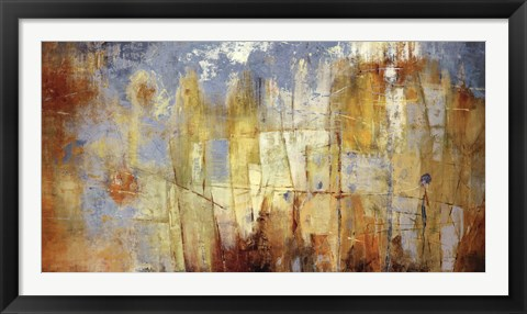 Framed Passages Print