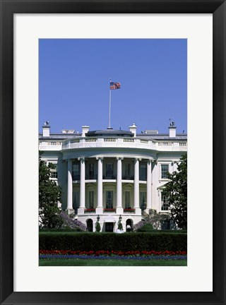 Framed White House, Washington D.C., USA Print