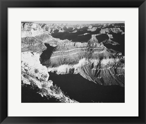 Framed Grand Canyon National Park - Arizona, 1933 Print