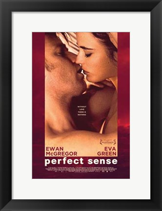 Framed Perfect Sense Print