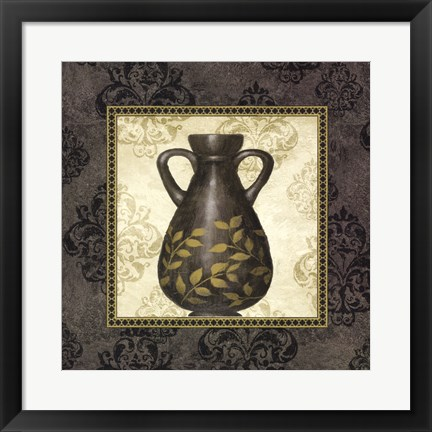 Framed Gold Dust II Print