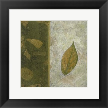 Framed Earthen Textures XIII Print