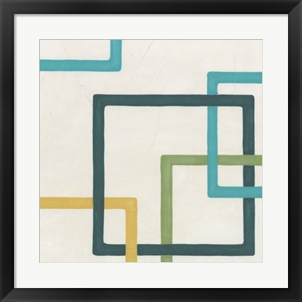 Framed Non-Embellished Infinite Loop IV Print