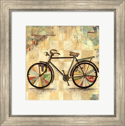 Framed Ride 2 Print