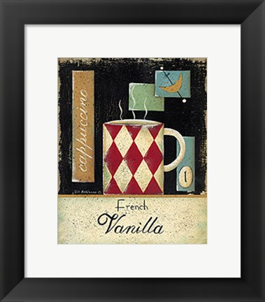 Framed French Vanilla Print
