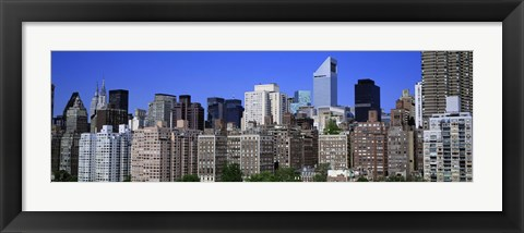 Framed Queens, NYC, New York City, New York State, USA Print