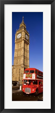 Framed Big Ben, London, United Kingdom Print