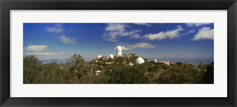 Framed Kitt Peak National Observatory, Arizona Print