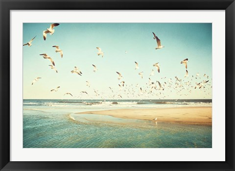 Framed Freedom Print