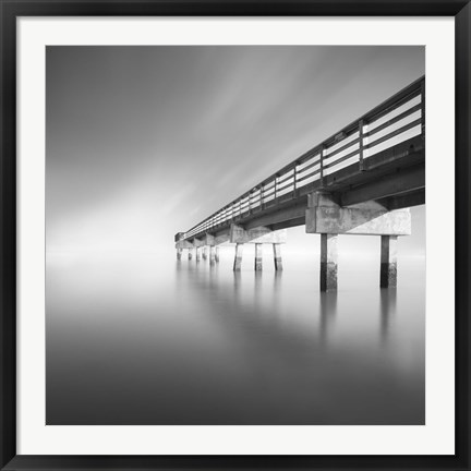 Framed Infinity - bridge Print