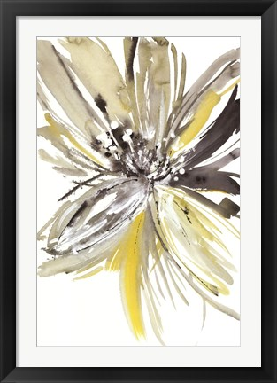 Framed Sunny Bloom Print