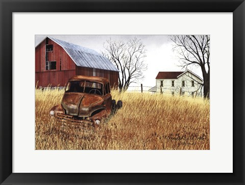 Granddad S Old Truck Artwork By Billy Jacobs At Framedart Com
