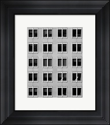 Framed Window 5 Print