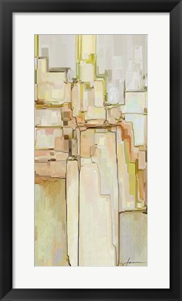 Framed Cliff Dwellers II Print