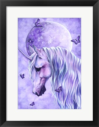 Framed Moonlit Magic Print