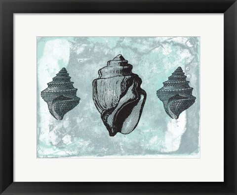 Framed Ocean Beauty Print