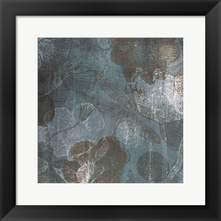 Framed Luxurious Intuition A1 Print