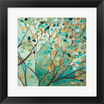 Framed Tree of Life II Print