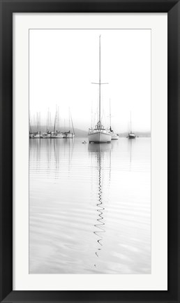 Framed Nautical No. 5 Print