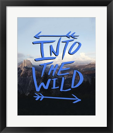 Framed Into the Wild (Yosemite) Print