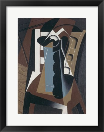 Framed Still Life on a Chair, 1917 Print