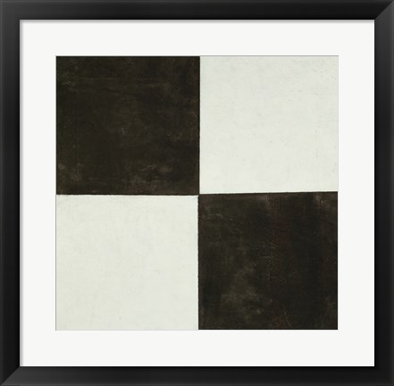 Framed Four Squares, 1915 Print