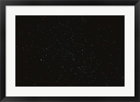 Framed Night Sky Print