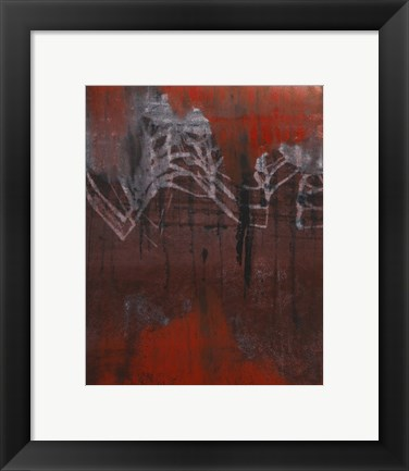 Framed Abstract 23 Print