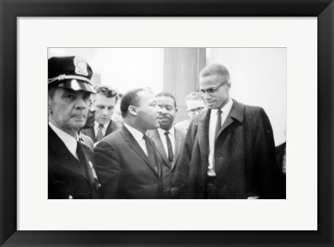 martin luther king jr and malcolm x as perfect example of freedom fighters Martin luther king, jr - legacy: as with the lives of other major historical figures, king's life has been interpreted in new ways by successive generations of scholars, many of whom have drawn attention to the crucial role of local black leaders in the african american protest movements of the 1950s and '60s.