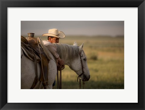 Framed Companion Print