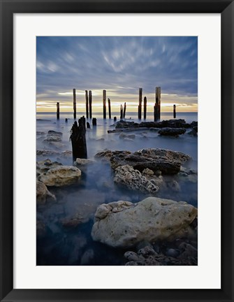 Framed Sentinals Print