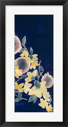 Framed Botanical Gale III Print