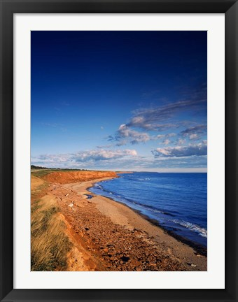 Framed Prince Edward Island National Park Print